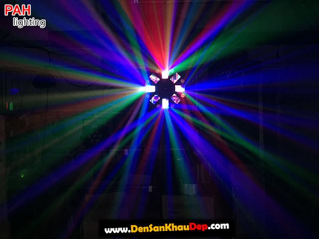 Hiệu ứng đèn led laser LELA cảnh 3