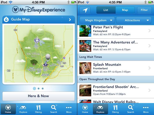 Aplicativos e dicas da Disney Orlando