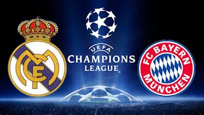 Previa, Alineaciones y horarios del duelo  Real Madrid vs Bayern Munich