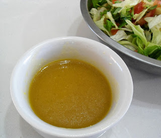 Molho de Mostarda para Salada e Lanches