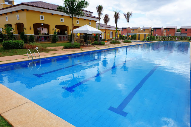 Olympic-Sized Swimming Pool Makes Summer More Fun In CAMELLA