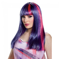 My Little Pony the Movie Twilight Sparkle Adult Wig
