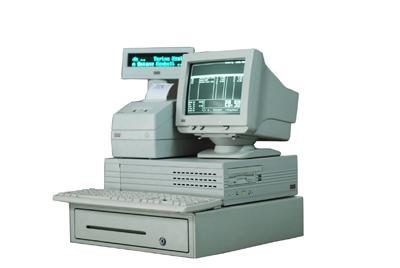 Mesin Kasir Dan Barcode Pos Point Of Sales System Wincor