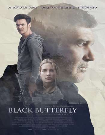 Black Butterfly 2017 Full English Movie BRRip Download