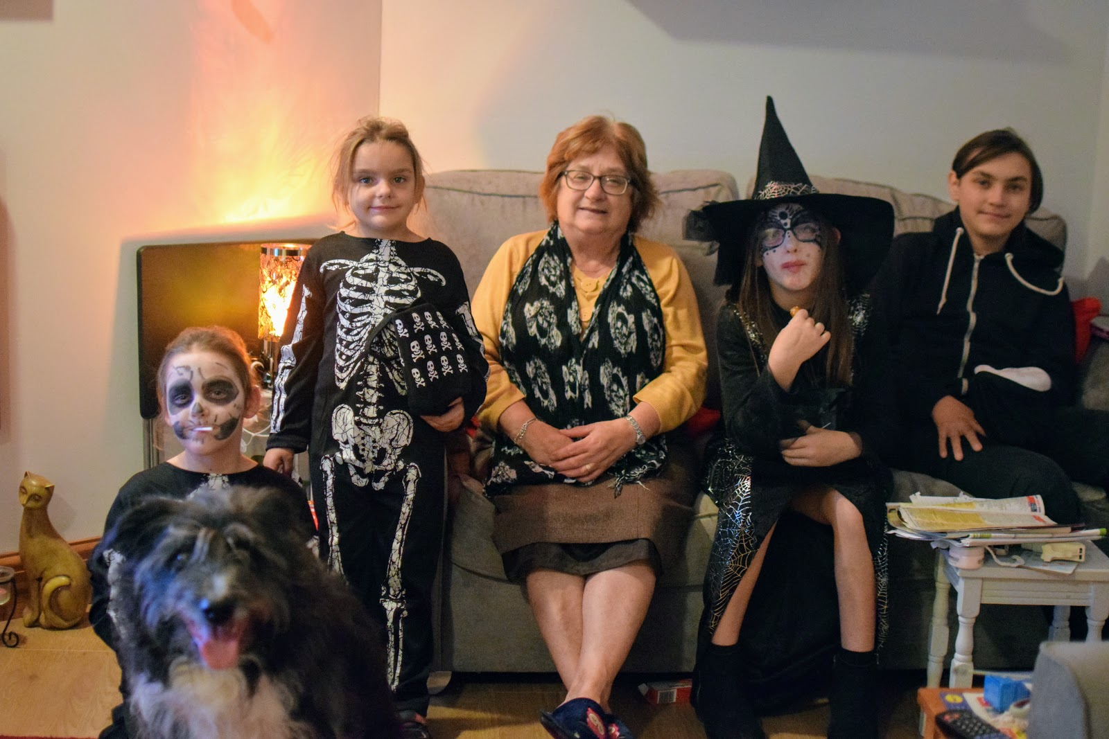 , Halloween 2017- A Time for Family
