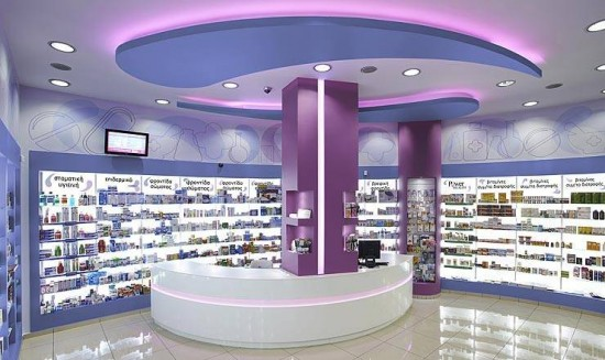 FARISDECOR: ديكور صيدليات Decor Pharmacies