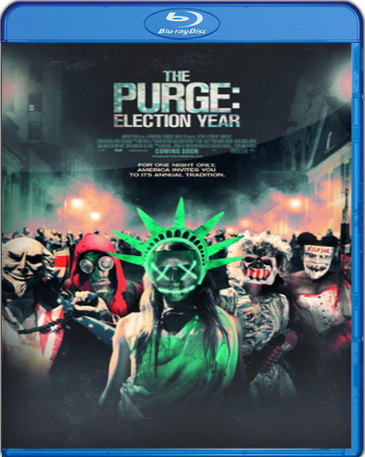 The Purge: Election Year [2016] [BD25] [Latino]