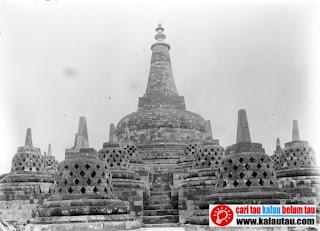kalautau.com - pembangunan Borobudur
