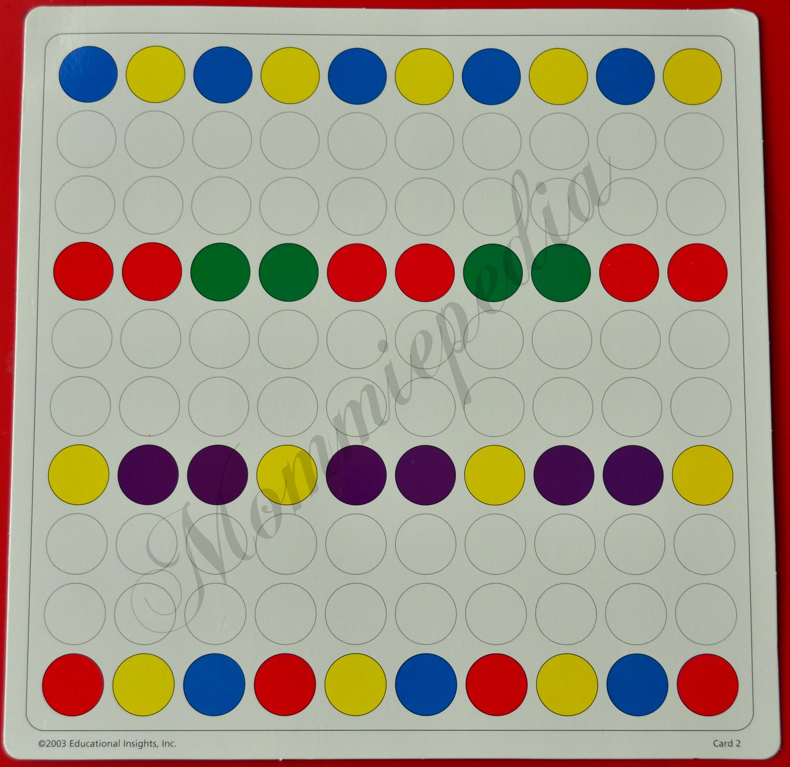 Math Repeating Patterns Free Patterns