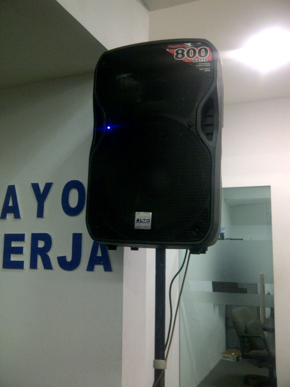HP. 0856-4020-3369 / Sewa Sound System Untuk PT. Valbury