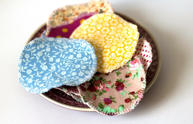waschbare Abschminkpads alternative Wattepads