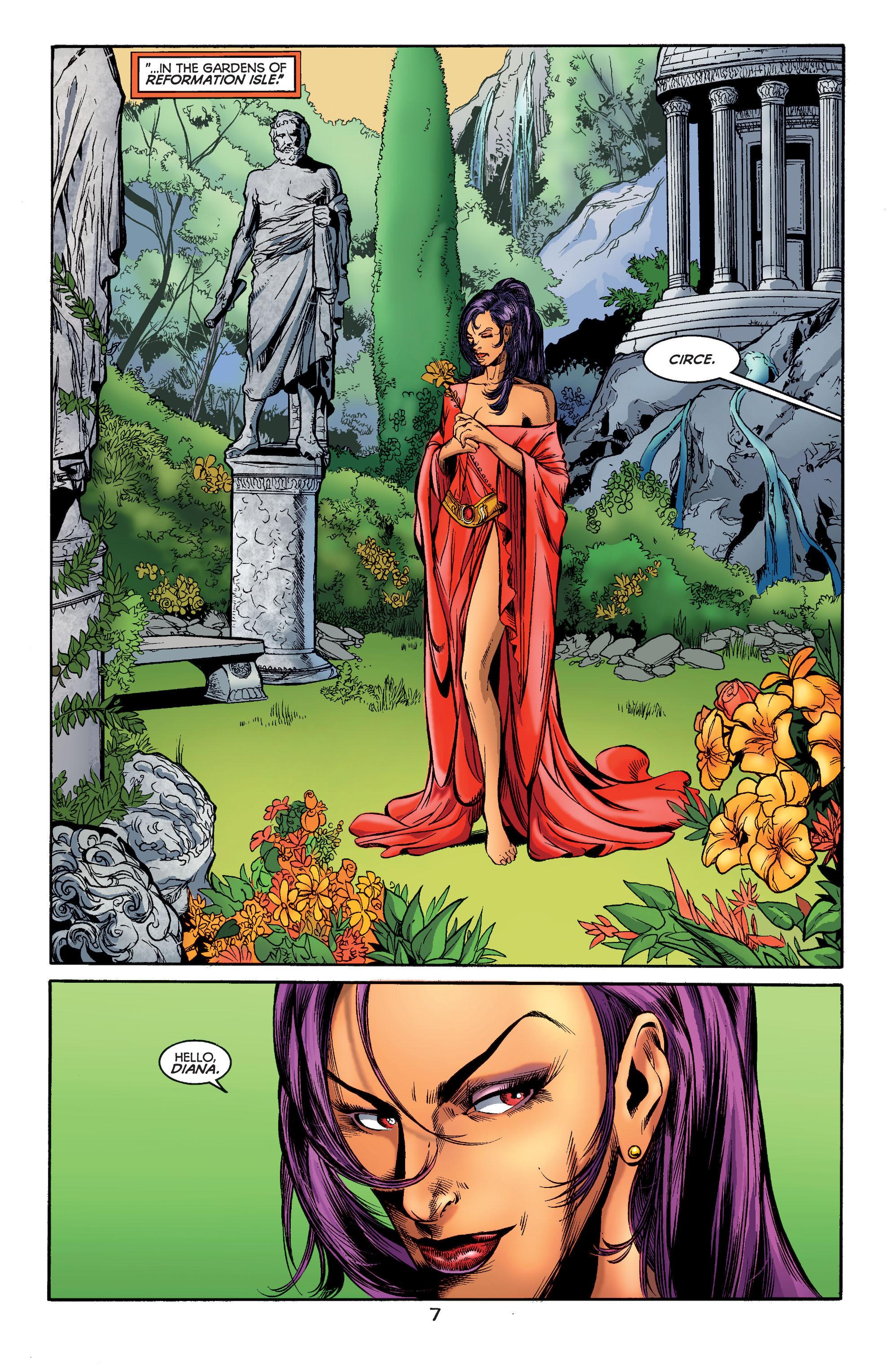 Read online Wonder Woman (1987) comic -  Issue #186 - 8