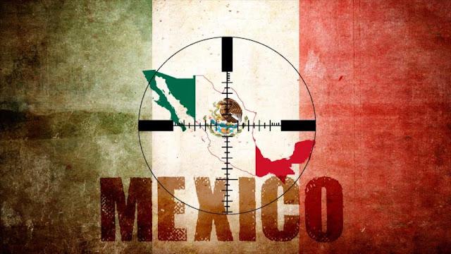 México sería blanco de atentado con armas de destrucción masiva