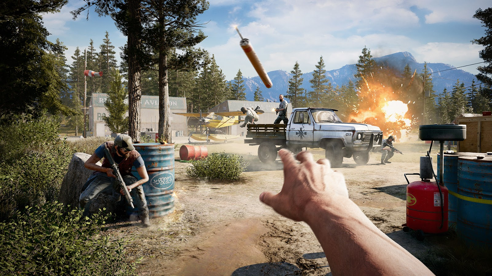 Far Cry 5 Full Español