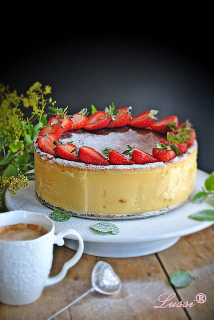 Нюйоркски чийзкейк / New York Cheesecake