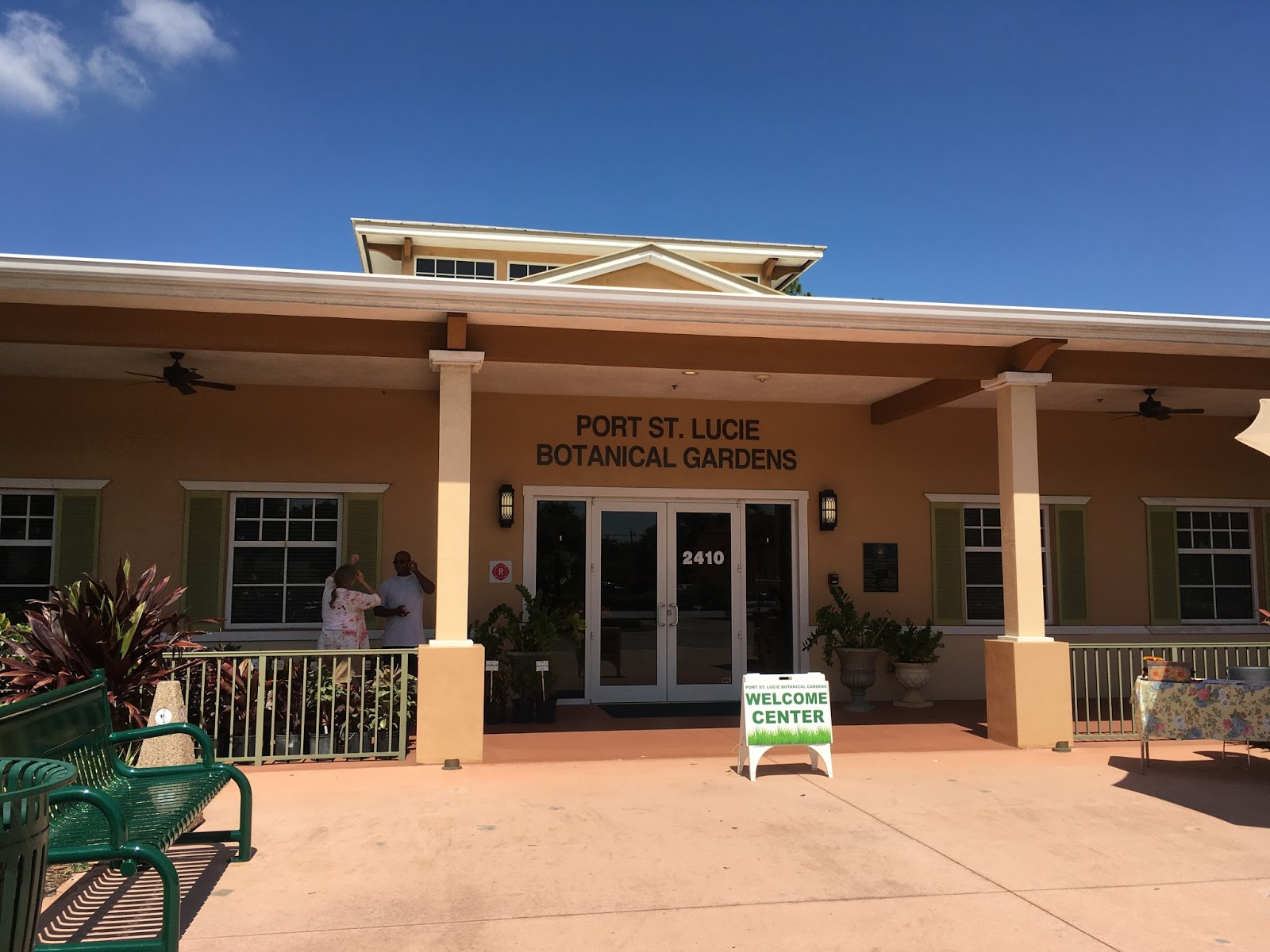 Meet Me in the Gift Shop: Port St Lucie Botanical Gardens