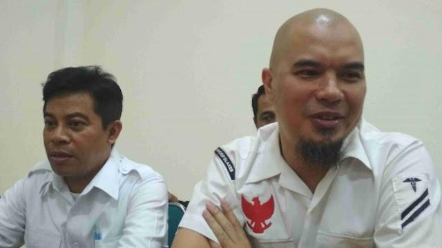 Nobar G30S/PKI di Surabaya, Ahmad Dhani Ingatkan Nasakom Bangkit