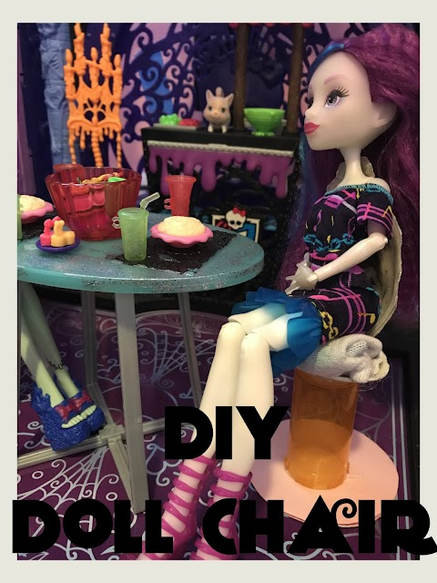 DIY Doll Chair!