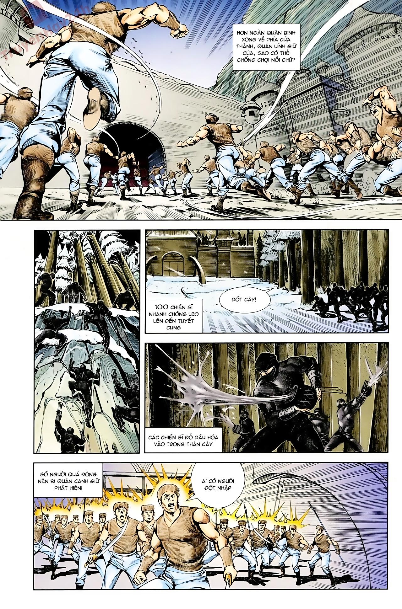 Cơ Phát Khai Chu Bản chapter 61 trang 19