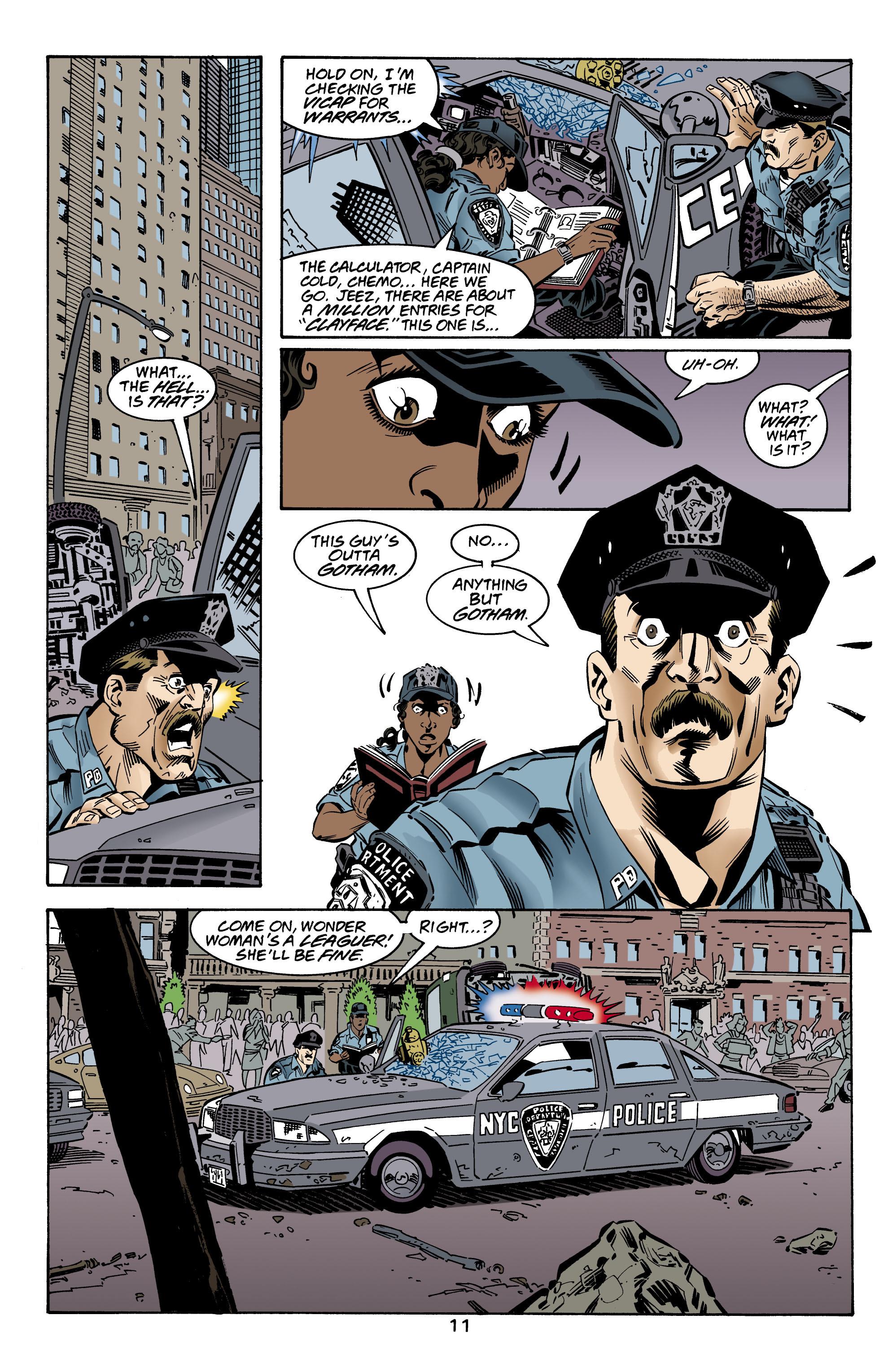 Read online Wonder Woman (1987) comic -  Issue #160 - 12
