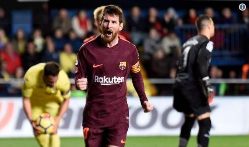 Berita Bola La Liga Terbaru Lionel Messi Cetak Rekor Baru
