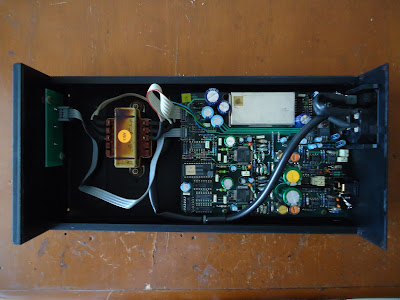 THE ORRONOCO AUDIO DIY: Meridian DAC 203 Converting AC Voltage to