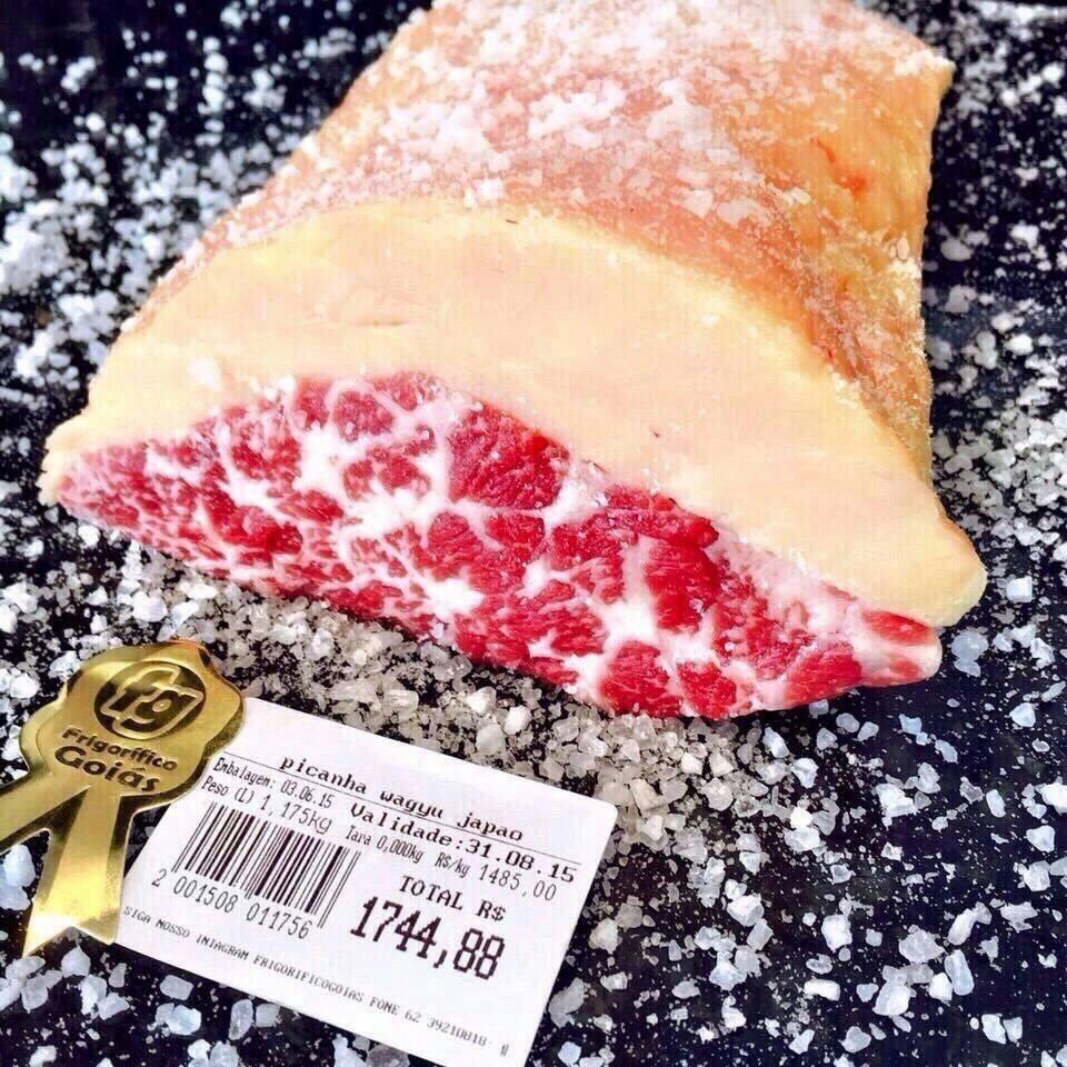 PICANHA WAGYU JAPÃO - A prisão de Sergio Cabral e as carnes apreendidas dentro da sua casa nos mostra o quanto somos pobres!!!
