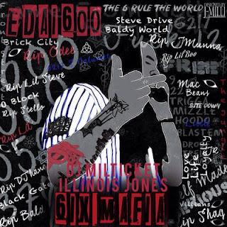 Edai - 6ix Mafia (2017) - Album Download, Itunes Cover, Official Cover, Album CD Cover Art, Tracklist