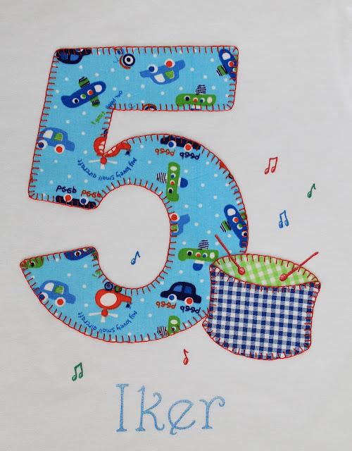 camiseta-cumpleaños-5años-tambor