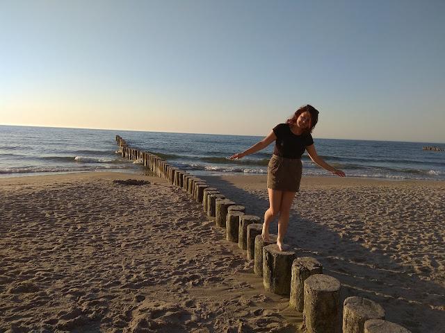 vlog, Ustronie Morskie, vlog z nad morza, youtube