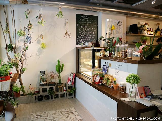 IMG 2805 - 台中西區│Jinjin studio 私宅甜點。隱身中美街的清新甜點店。另有鹹派與咖啡。闆娘還是氣質正妹!