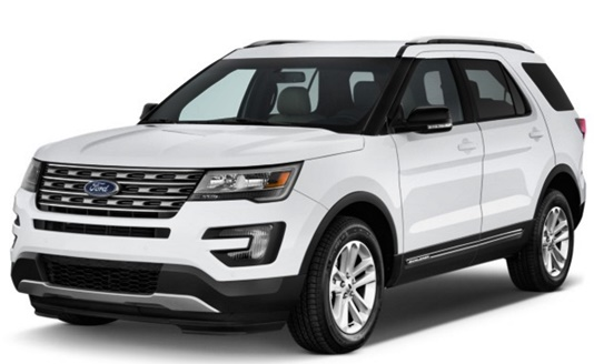 2018 ford explorer xlt limited edition