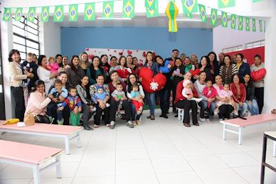 Fundo Social de Juquiá promove  Ação do Coração 2018