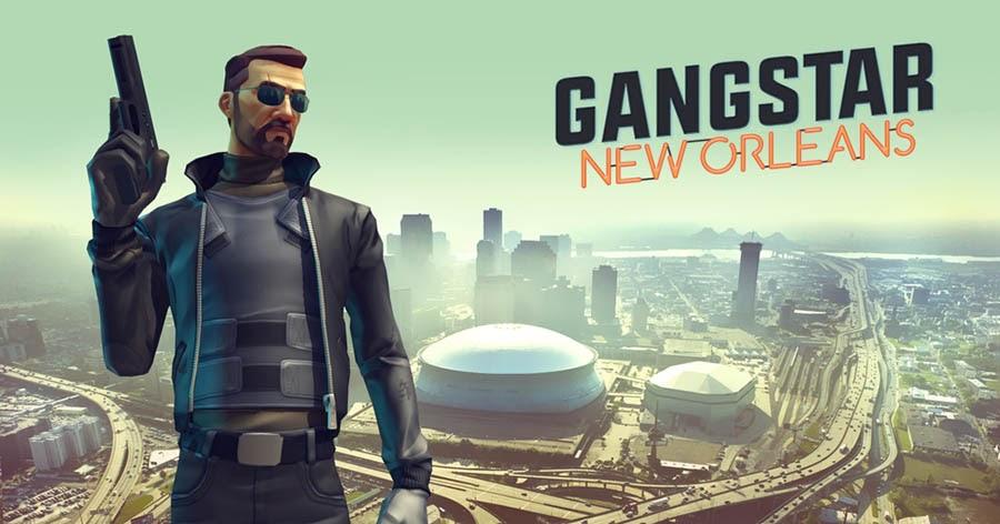 تحميل لعبة gangstar new orleans للاندرويد مهكرة