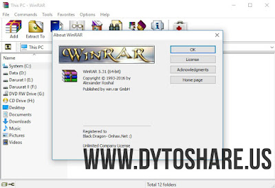 WinRAR 5.31 Final Full Version