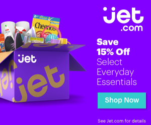 Jet 15 percent off coupon code HOMEPICKS15