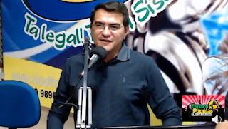 Prefeito de Picuí anuncia antecipação do pagamento da folha de maio dos servidores municipais