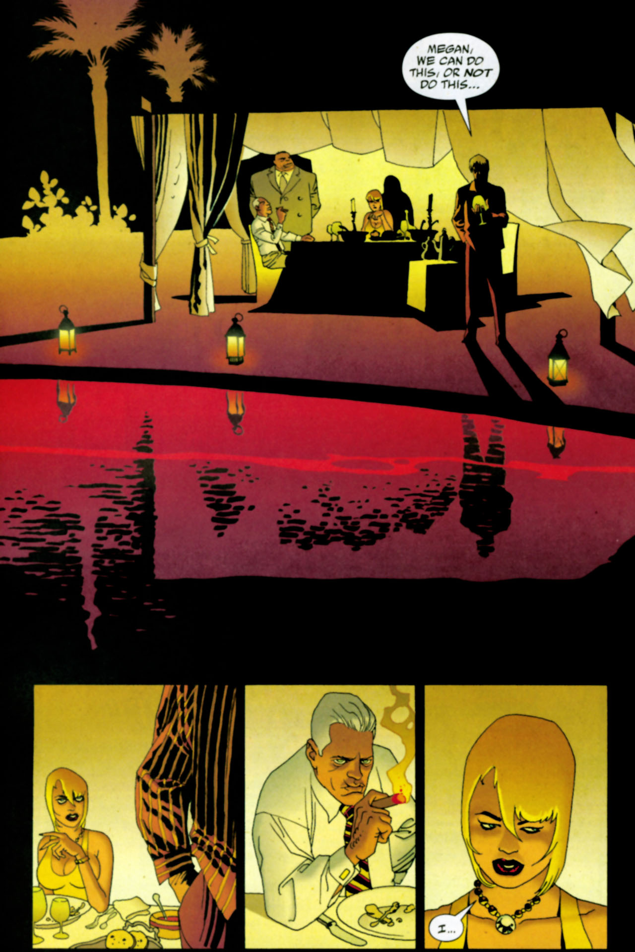 Read online 100 Bullets comic -  Issue #85 - 14