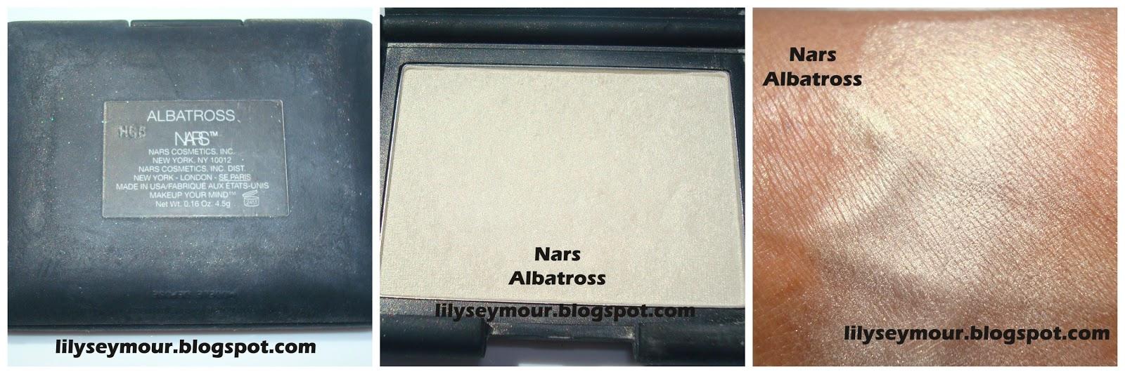 Nars Albatross Blush