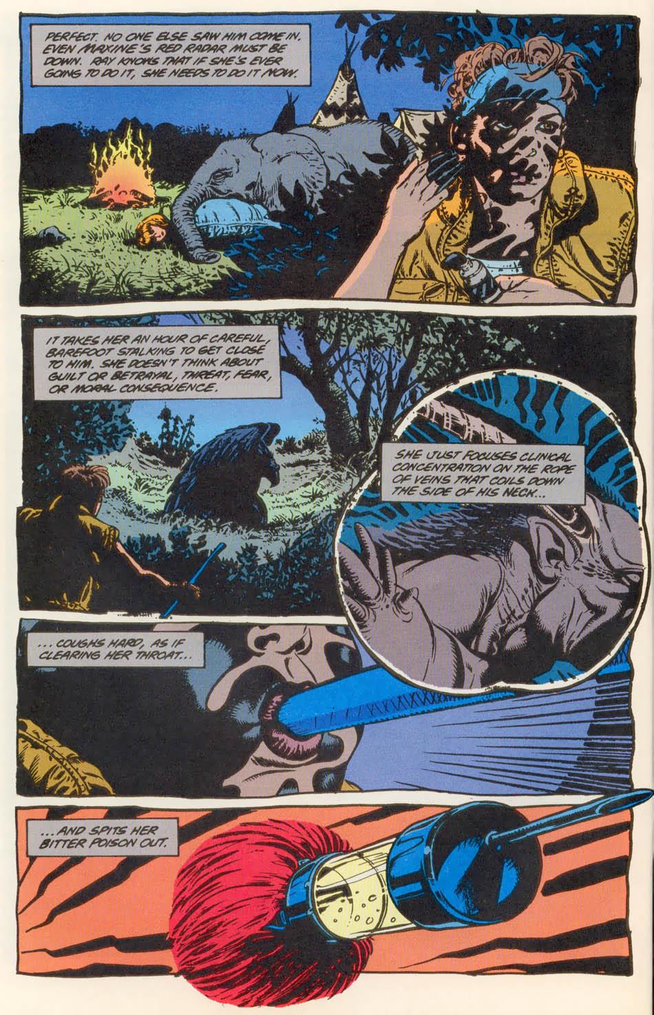 Read online Animal Man (1988) comic -  Issue #78 - 21