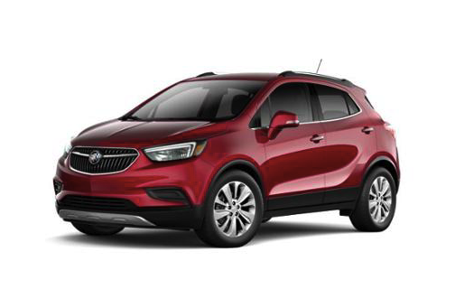 2018 Buick Encore 1.4L Turbo FWD Review