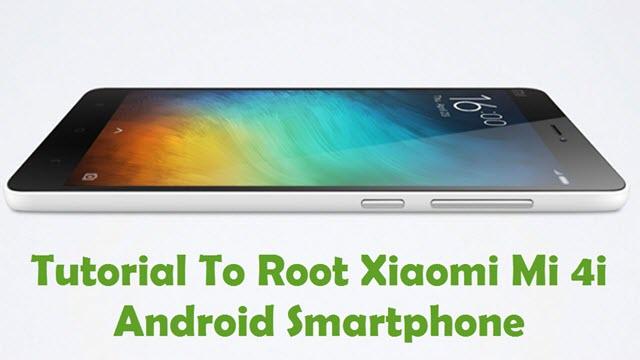 Xiaomi one click root