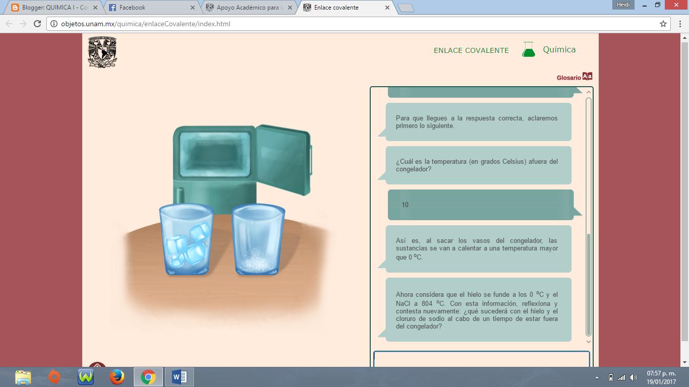 ENLACE COVALENTE Y ENLACE IONICO | quimica