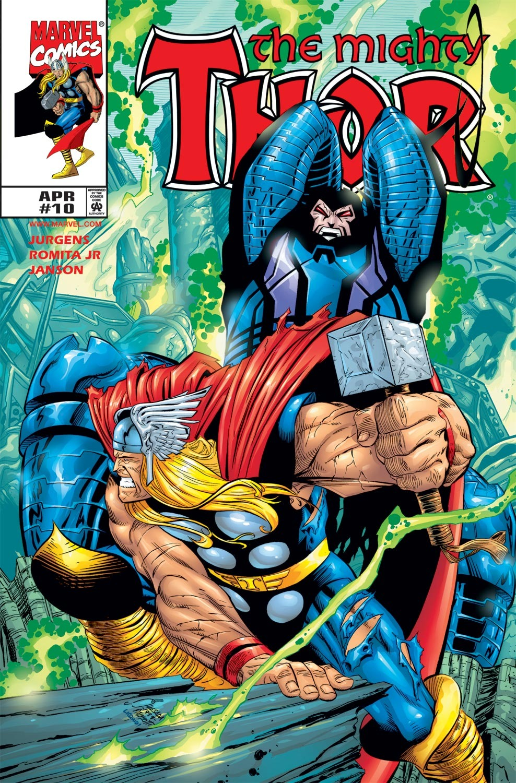 Thor (1998) Issue #10 #11 - English 1