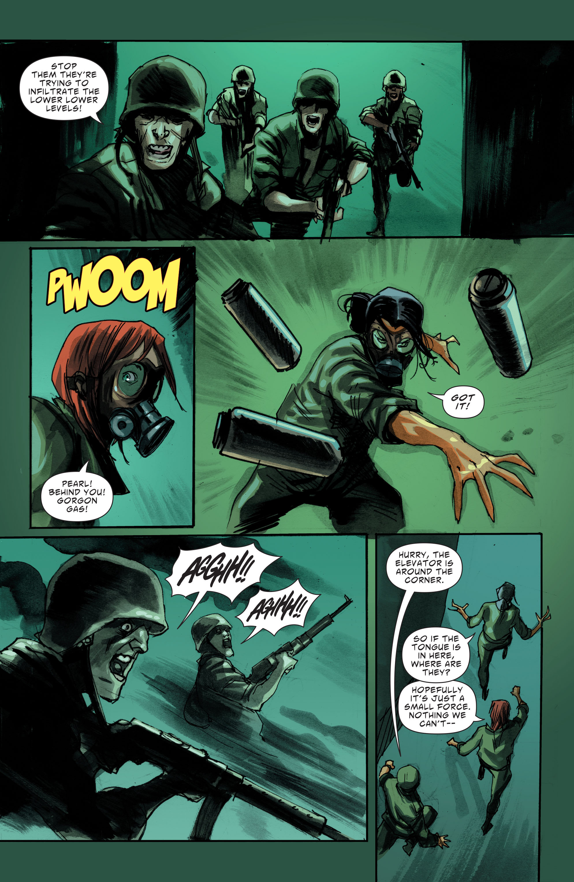 Read online American Vampire: Second Cycle comic -  Issue #8 - 19