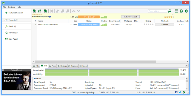 Download uTorrent Full