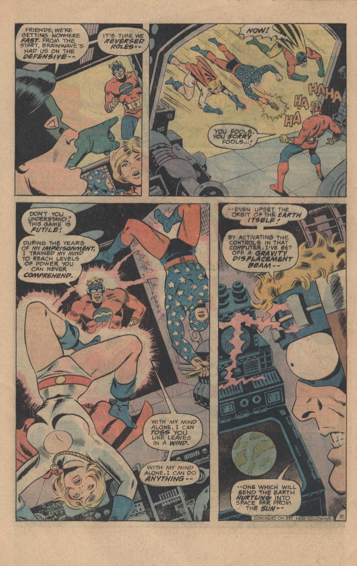 Read online All-Star Comics comic -  Issue #59 - 28
