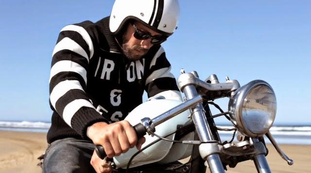 Iron & Resin - Cafe Racer 2013