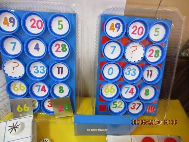 Ampa Fco Giner De Los Rios Juegos Matematicos Reciclados