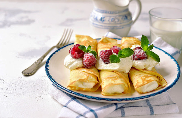 Crepes – Healthy and delectable snack